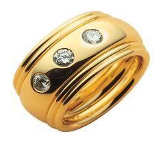 Argolla Oro Amarillo 57