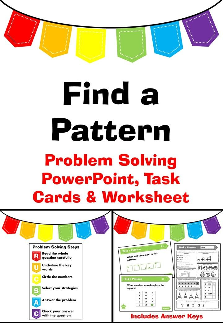 problem solving critical thinking activities