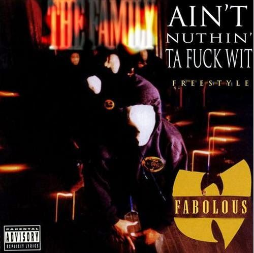 ChoppingGameChillyC.com: Fabolous - Aint Nuthin Ta F*** Wit (Prod. By RZA) Wu Tang Clan Remix