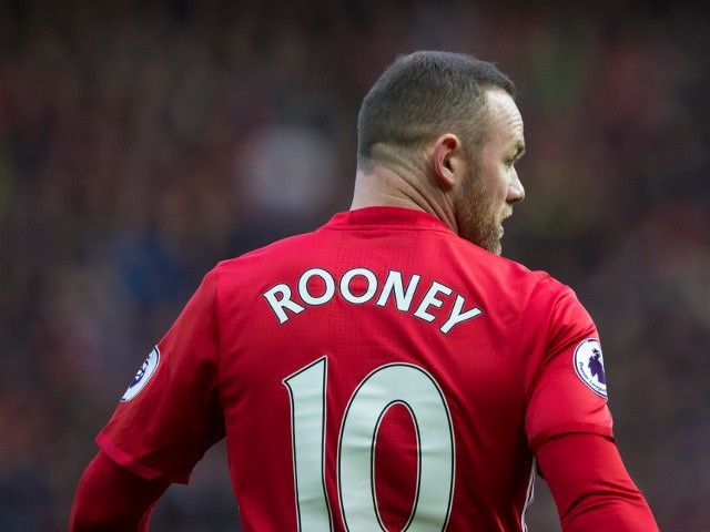 Wayne Rooney unhappy with line of questioning after Feyenoord win