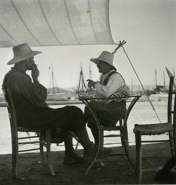 Naxos island, 1950-55 Photograph by Voula Papaioannou Benaki Museum - Photographic Archives