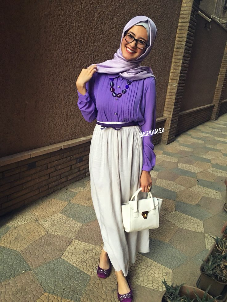 Style by Maie Khaled | Lady Muslimah
