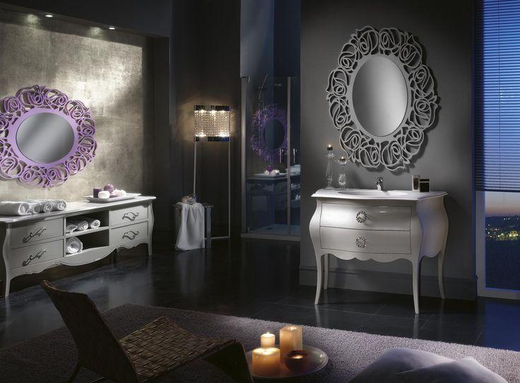 www.cordelsrl.com   #bagno #laccato
