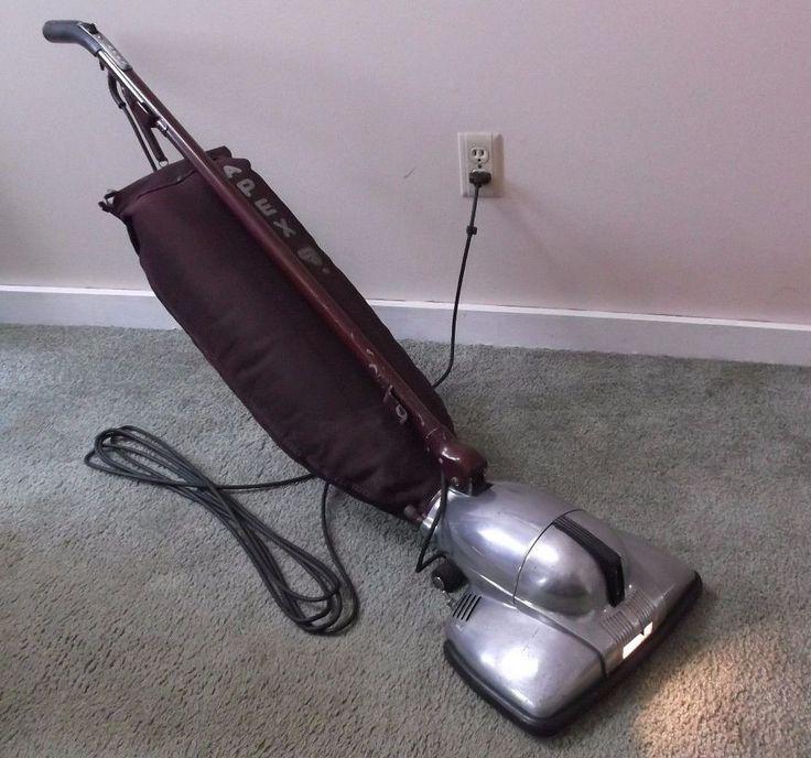 Vintage Apex Model 2 603 Upright Vacuum Cleaner Circa