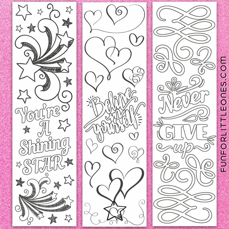 38++ Christmas bookmark coloring pages information