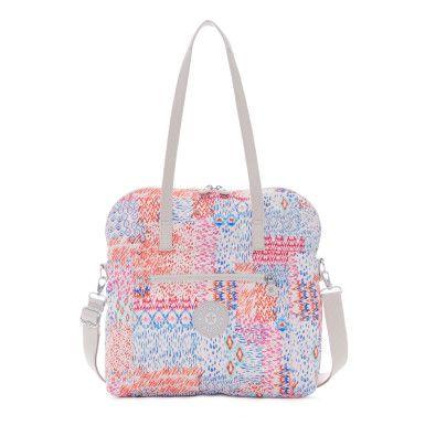 Martina Printed Handbag - Coastal Dream