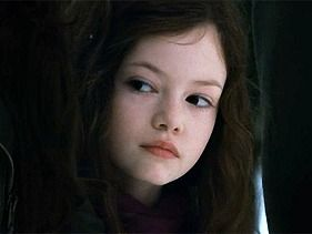 Mackenzie Foy Breaking Dawn | mackenzie foy as renesmee cullen summit