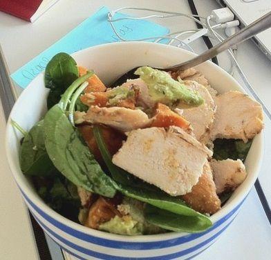 12WBT Cajun Chicken Salad