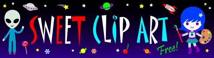 Enjoy Teaching English: FAVOURITE WEBSITES - Sweet Clip Art