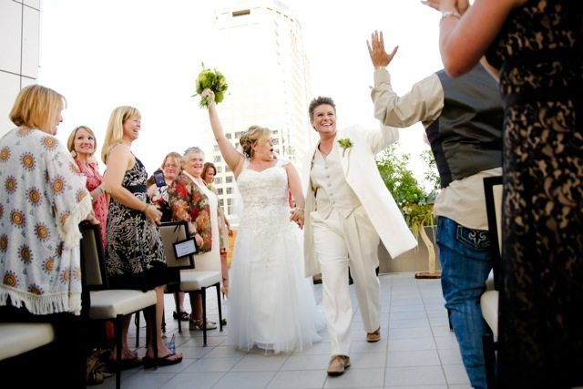 As wedding costs top $25,000, couples and businesses adjust - As wedding costs rise in the Valley, Arizona couples and small businesses juggle prices, trends and constantly evolving technology. National average wedding costs have risen $12,333 from only five years ago, as millennial couples demand a custom experience, shift from short videos to movies that... - https://azbigmedia.com/wedding-costs-top-25000-couples-businesses-adjust/