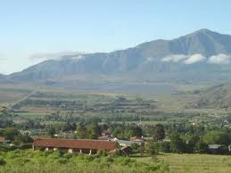 paisaje de mi hermosa tucuman