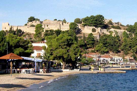 Κάστρο Βόνιτσας - Ελληνικά Κάστρα - Greek castles