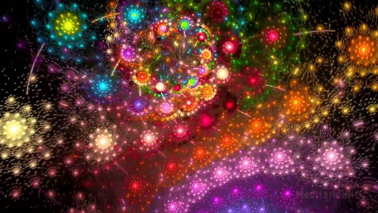 Electric Sheep in HD (Psy Dark Trance) 3 hour Fractal Animation (Full Ver.2.0) LIST