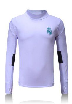 Real Madrid C.F 2017-18 Season RM White Training Uniform [K787]