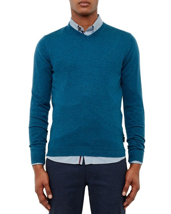 Ted Baker Cashguy V-Neck Sweater