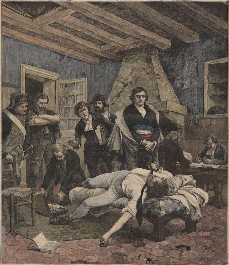Pichegru par Moreau de Tours