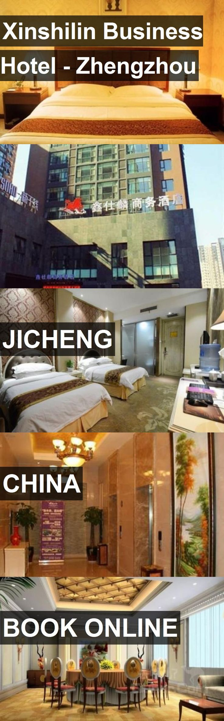 Hotel Xinshilin Business Hotel - Zhengzhou in Jicheng, China. For more information, photos, reviews and best prices please follow the link. #China #Jicheng #XinshilinBusinessHotel-Zhengzhou #hotel #travel #vacation