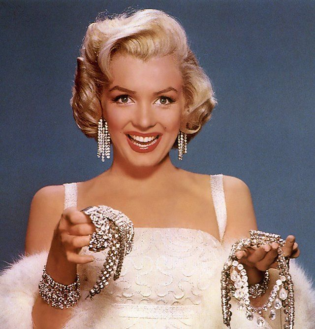 Marilyn Monroe, I just love her
