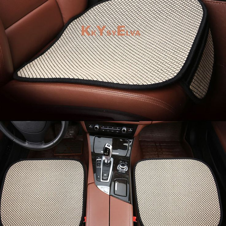 ==> [Free Shipping] Buy Best KKYSYELVACar Seat Cover Grey Flax Car Chair Cover universal Front Back Seat Cushion Covers Car Interior Accessories Online with LOWEST Price   32809222748