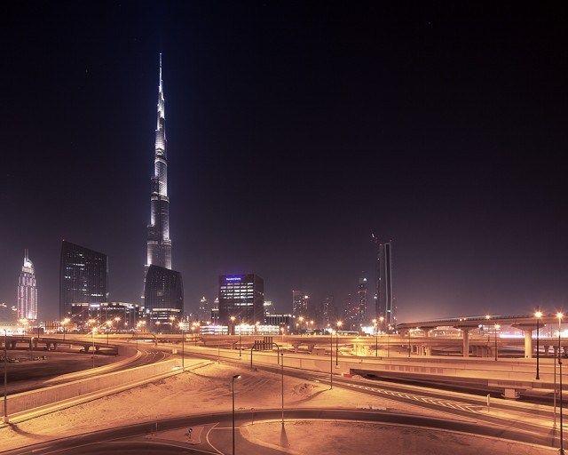 Οι ουρανοξύστες του Dubai μπορεί να είναι όμορφοι