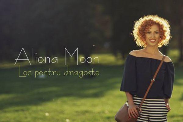 "WATCH: Aliona Moon returns with new single ""Loc pentru dragoste"""