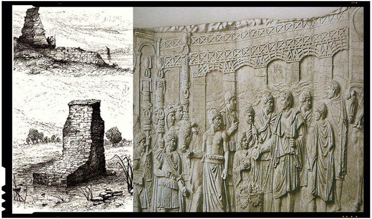 La 31 ianuarie 106 se termina reconstrucția podului peste Dunare (n.r.,Podul lui Traian, avando lungime de 1135 m) la Drobeta, de catre Apolodor din Damasc. Podul lui Traian a fost construit intre primavara anului 103 si primavara anului 105 de catre Apolodor din Damasc, arhitectul Columnei, cu scopul de a facilita accesul si transportul trupelor…