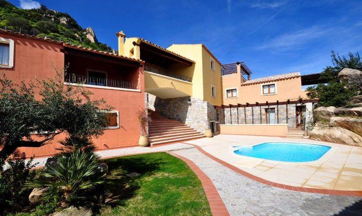 Swimming pool   #costarei #sardegna #vacanze #mare #sea #holiday #italy #sardinia #sardolicesimo #panorama #travel #traveltips