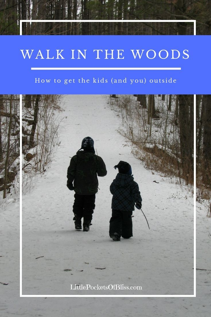Do you hibernate in winter? Need ideas for winter activities outside? Check out these ideas to get the kids (and you) outside!
