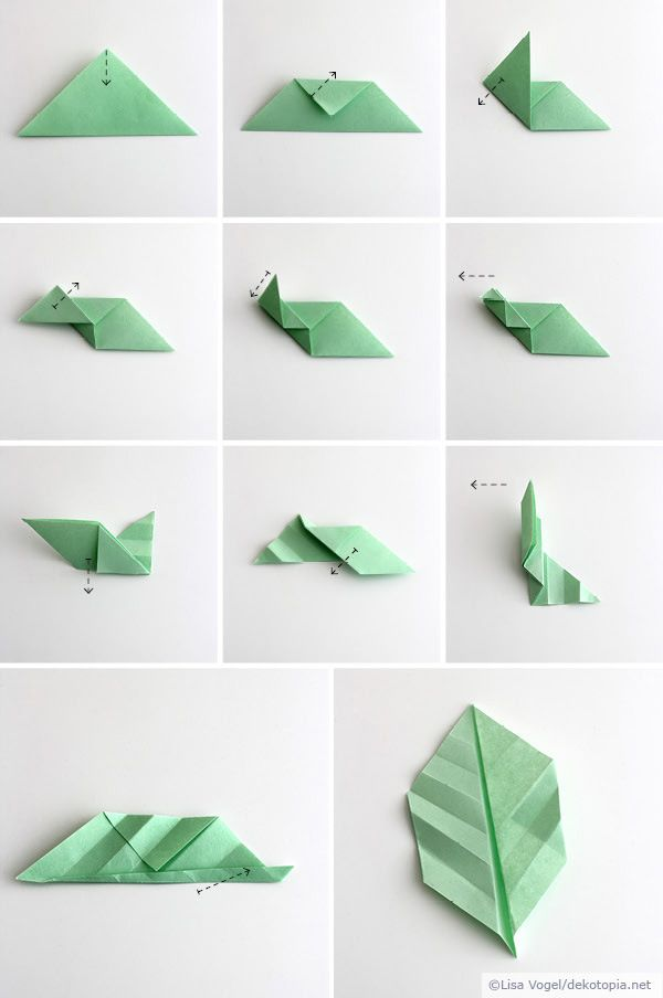 Ber ideen zu origami papier auf pinterest for Bastelanleitung baum aus papier