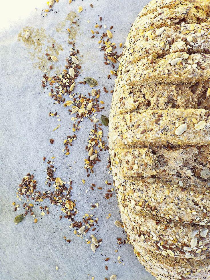 I biscotti della zia: Pane integrale alla birra tedesca ovvero il mio pane tedesco!