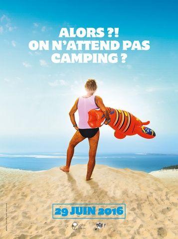 Camping 3, BA du film de Fabien Onteniente, avec Franck Dubosc, Claude Brasseur, Mylène Demongeot, Gérard Jugnot,