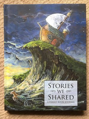 Buckling Bookshelves: The Stories We Shared: A Family Book Journal (Revi...