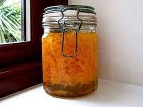 Como hacer el aceite macerado de zanahoria para la piel. Carrot cream. EcoDaisy