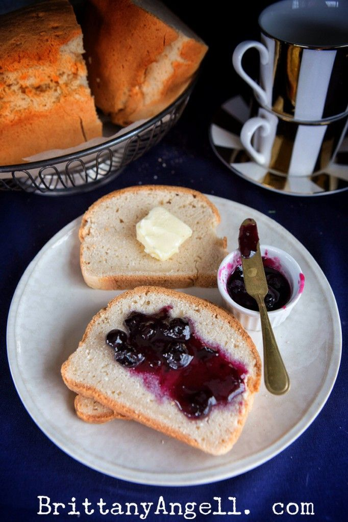 Worlds Best Paleo Sandwich Bread! - Gluten free, Grain free, Dairy free, Nut free, Yeast Free