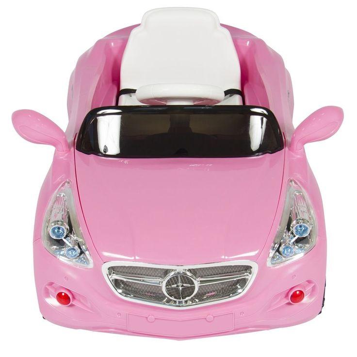 Ride on Car Kids Children RC Car Remote Control Electric Battery Power Radio MP3 #RideonCar