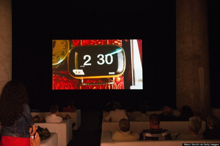Christian Marclay - The Clock, 2010