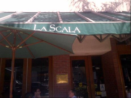 La Scala Italian Restaurant and Food 434 N Canon Dr, Beverly Hills, CA 90210