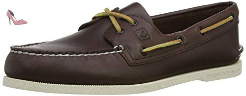 Sperry Top-Sider Sperry Billfish Tan, Chaussures hommes - Marron-TR-E2-7, 46
