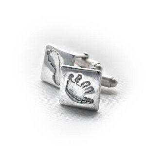 jewellery with hand prints by True Love Keepsakes