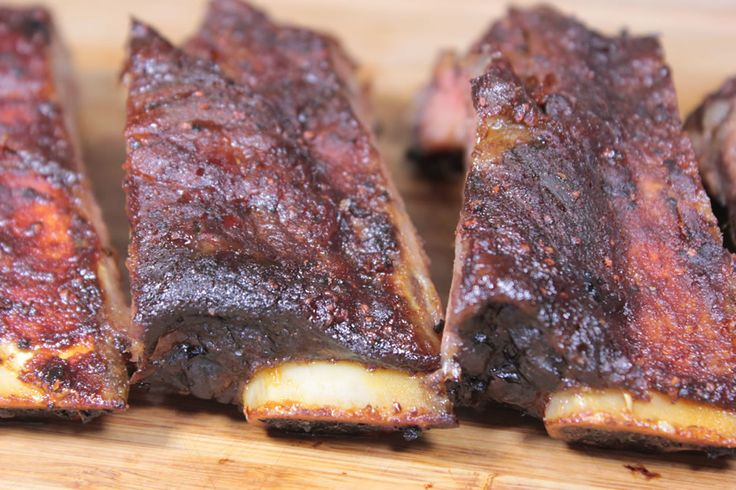 While not the meatiest of ribs, smoked beef back ribs can hold their own when it comes to great beefy flavor and this recipe will show you exactly how it's done