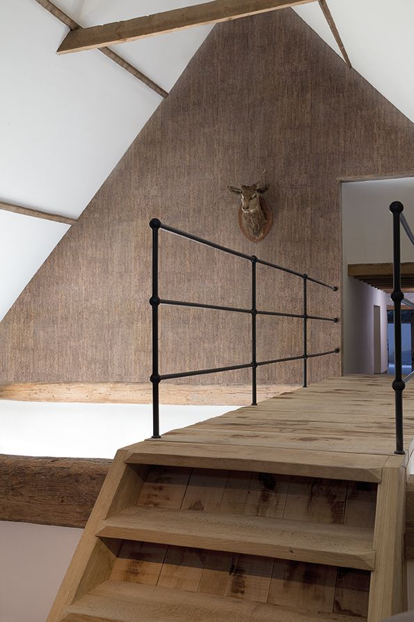 18 best images about inspiratie wandkurk on pinterest cork wall restaurant and boss for Decoreren een studio