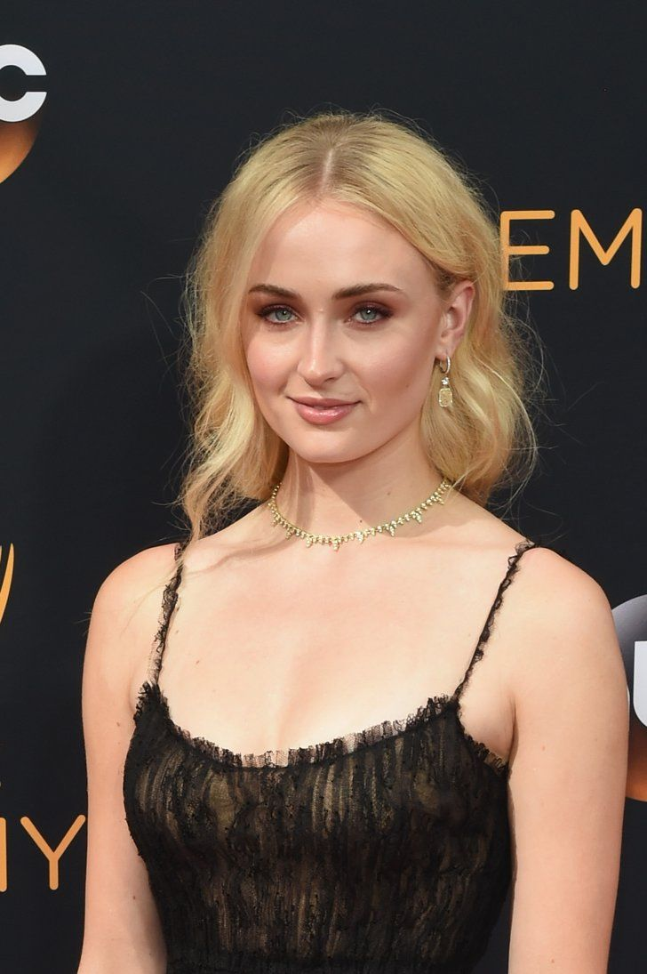 Sophie Turner's Hairstyle Had an Unexpected Twist From the Back