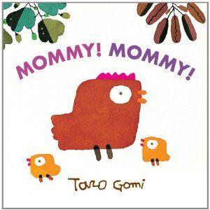 A new board book by Taro Gomi. Yay, love him!