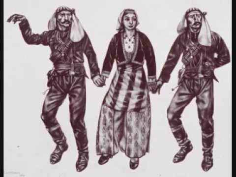 """Kotsari is a dance from the city of Kars in the eastern parts of Pontus. Unlike most Pontian dances, this dance is done with hands on the shoulders.  The name of the dance is derived from the term for ankle, """"Kots"""", and this is due to the constant lifting of the ankle. It was originally danced in a closed circle, but today is usually danced in an open circle or in a straight line."""