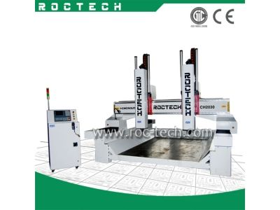 3 AXIS CNC ROUTER INDUSTRY  RCH2030  cnc router price  http://www.roc-tech.com/product/product65.html