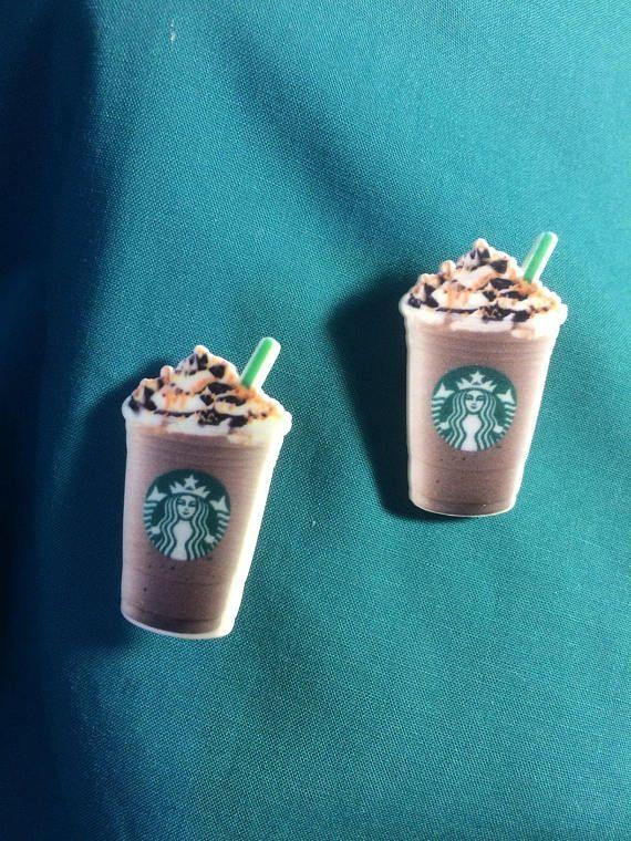02b7bfdeb STARBUCKS Star Bucks Salted Caramel Mocha   Coffee Latte LOGO Clog  Croc    JIbbitz Shoe Charms in my ETSY Shop.  crocsshoesclogsstars