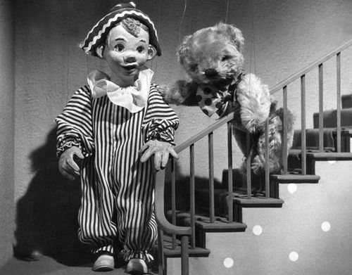 Andy Pandy and Teddy