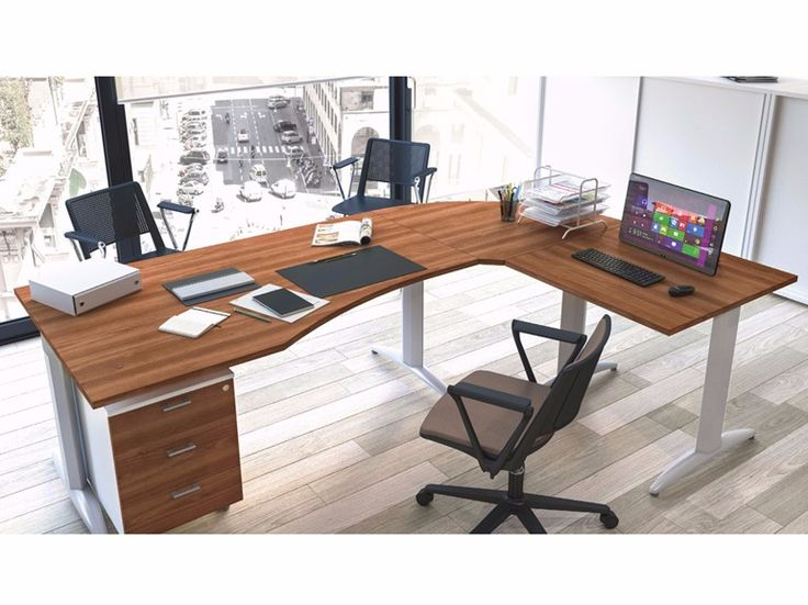 OXI Sectional office desk by Las Mobili