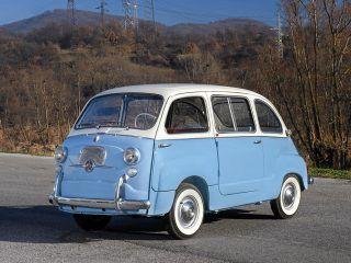 Fiat 600 Multipla – 1963