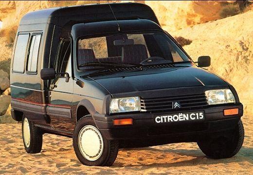 Citroen C15 2002
